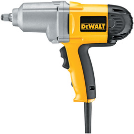 "DeWALT DW293 - 1/2"" (13mm) Impact Wrench with Hog Ring Anvil"