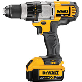 DeWALT -  20V MAX* Lithium Ion Premium 3-Speed Drill/Driver Kit (4.0 Ah) - DCD980M2