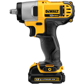 "DeWALT DCF813S2 - 12V MAX* 3/8"" Impact Wrench Kit"
