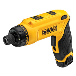 DeWALT DCF680N2 - 8V MAX* Gyroscopic Screwdriver 2 Battery Kit