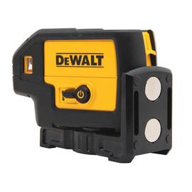 DeWALT DW085K - Self-Leveling 5 Spot Laser