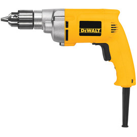 "DeWALT DW223G - 3/8"" VSR 0-1,200 rpm Drill 7.0A Keyed Chuck - Grounded"