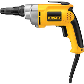 "DeWALT DW267 - VSR 0-2,000 rpm Versa-Clutch Screwdriver 164""/lb, 6.5A"