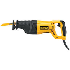 DeWALT -  Reciprocating  Saw Kit 13.0A, 0-2,700 SPM w/ Keyless Blade Clamp - DW311K