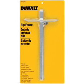 DeWALT -  Rip Fence for Circ Saw - DW3278