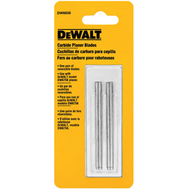 DeWALT -  Carbide Replacement Blades (DW675) - DW6658