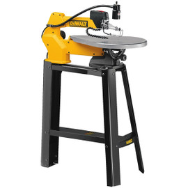 "DeWALT DW788BS - 20"" Scroll Saw w/ Stand and Lamp"