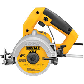 "DeWALT DWC860W - 4 1/2"" Wet Tile Saw"