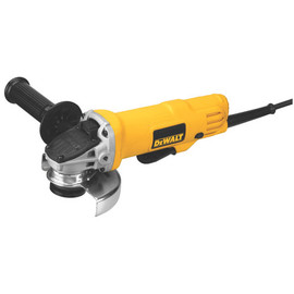"DeWALT DWE4012 - Grinder 4-1/2"" 11,000rpm 7.0AC (Slim SAG) Paddle Switch"