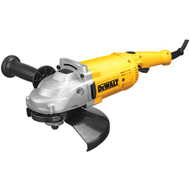 "DeWALT DWE4519 - 9"" LAG w/ Guard, 6,500 rpm, 4HP"