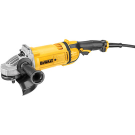 "DeWALT -  7"" LAG w/ Guard, 8,500 rpm, 4.7HP - DWE4557"
