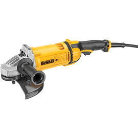 "DeWALT -  9"" LAG w/ Guard, 6,500 rpm, 4.7HP (No Lock on Switch) - DWE4559N"