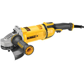 "DeWALT DWE4597N - 7"" LAG w/ Guard, 8,500 rpm, 4.9HP (No Lock on Switch)"