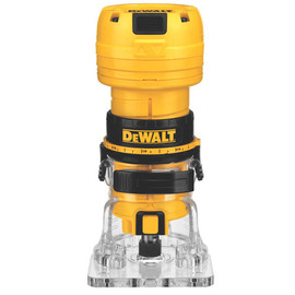 DeWALT -  4.5 AMP Fixed Speed Laminate Trimmer Kit - DWE6000