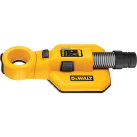 DeWALT DWH050K - Large Hammer Dust Extractor for hole drilling and cleaning