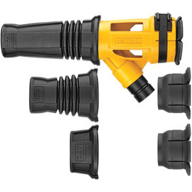 DeWALT -  Chipping Hammer Dust Extractor - DWH053K