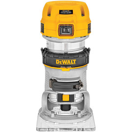 DeWALT -  1-1/4 HP Premium Fixed Base Compact Router - DWP611