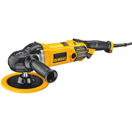 "DeWALT DWP849X - Polisher 7""/9"" Fully Featured Variable Speed"