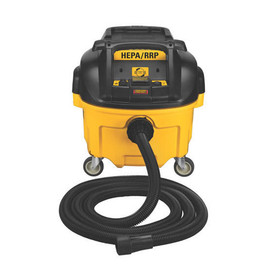 DeWALT DWV010 - 8 Gallon HEPA/RRP Dust Extractor with Automatic Filter Cleaning