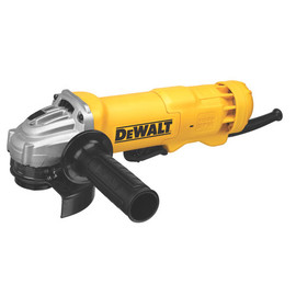 "DeWALT DWE402N - 4-1/2"" (115mm) Small Angle Grinder W/ No Lock-On"