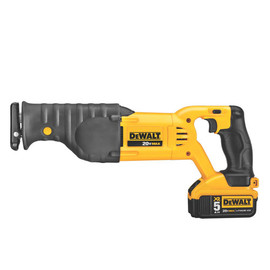 DeWALT -  20V MAX* Lithium Ion Reciprocating Saw Kit - DCS380P1