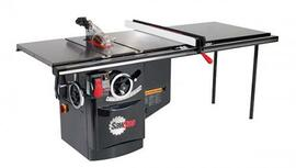 "SawStop -  10"" Cabinet Saw 5Hp, 1ph, 230V, 60hz with 36"" T-Glide - ICS51230-36"