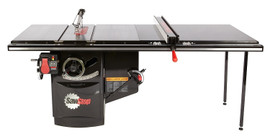 SawStop ICS31230-52 - 3HP Industrial Cabinet Saw with 52€ Industrial T-Glide fence system