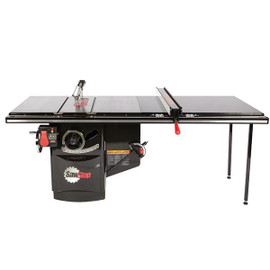 "SawStop ICS51230-52 - 5HP Industrial Cabinet Saw with 52"" Industrial T-Glide fence system"