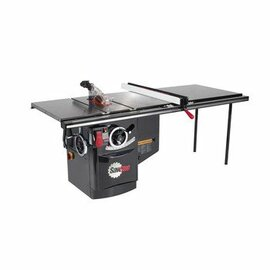SawStop ICS73480-52 - 480V Three Phase 7.5 HP 9 Amp Industrial Cabinet Saw with 52 in. T-Glide Fence System