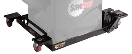 SawStop -  Industrial Saw Mobile Base Assembly with PCS Mobile Base Conversion Kit - MB-PCS-IND