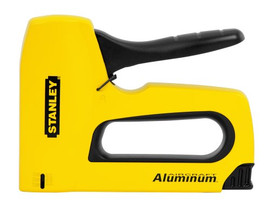 Stanley -  SharpShooter Staple Gun -Yellow - TR150