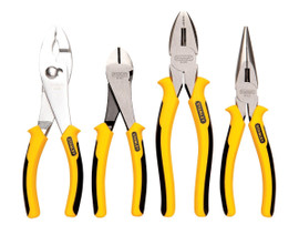 Stanley -  Pliers Set, 4-Piece - 84-058