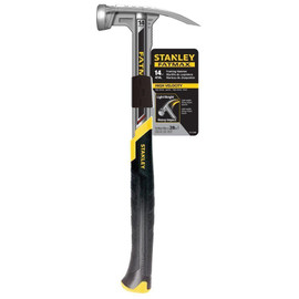 Stanley -  FatMax Xtreme  14oz Framing Hammer - 51-124
