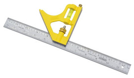Stanley -  16-Inch Contractor Grade Combination Square - 46-131