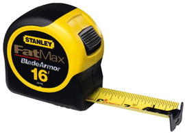 Stanley -  16-Foot-by-1-1/4-Inch FatMax Tape Rule with Blade Armor - 33-716