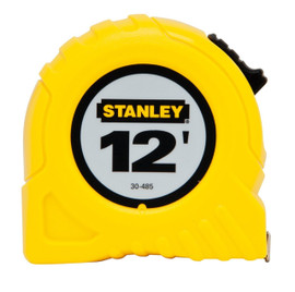Stanley -  12-by-1/2-Inch Tape Measure - 30-485