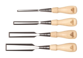 Stanley -  Sweetheart 750 Series Socket Chisel, 4-Piece Set - 16-791