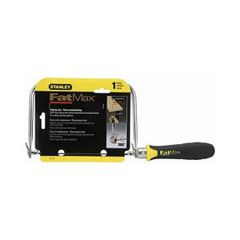 Stanley -  6-3/8-Inch Length 6-3/4-Inch Frame Depth Coping Saw - 15-106