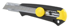 Stanley -  18mm Dynagrip Snap-Off Knife - 10-418