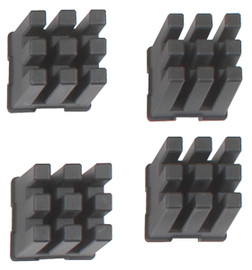 Bessey KP - Clamp accessory, for KR3 and KRV Series, KP Blocks (4 per set)