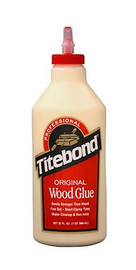 Titebond -  Titebond Original Wood Glue, 1-Quart - 5065