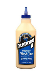 Titebond -  Titebond II Ultimate Wood Glue, 32-Ounce Bottle - 5005