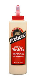 Titebond -  Titebond Original Wood Glue, 16-Ounce - 5064