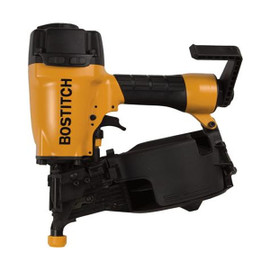 Bostitch N66C - 1-1/4-inch to 2-1/2-inch Coil Siding Nailer with Aluminum Housing
