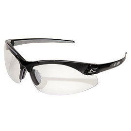 Edge Eyewear -  Zorge Clear Safety Glasses - DZ411