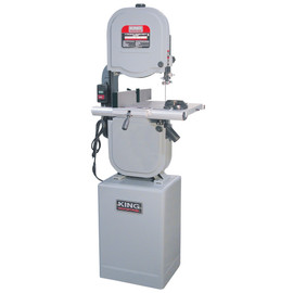 KING KC-1433FXR - 14'' Wood bandsaw with resaw guide