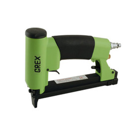 "Grex -  22 Gauge 3/8"" Crown Air Stapler. Fastener Lenghts: 3/16"" to 5/8"" - 71AD"