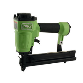 "Grex -  18 Ga. 1/2"" to 1-9/16"" Length Narrow Crown Finish Stapler - 9040"