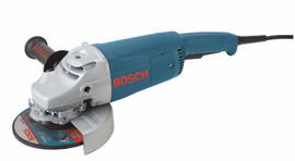 Bosch 1772-6 - 7 In. 15 A Large Angle Grinder with Rat Tail Handle