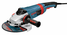 Bosch 1974-8D - 7 In. 15 A High Performance Large Angle Grinder with No Lock-On Switch